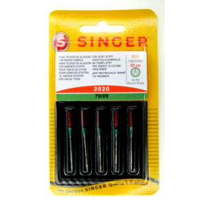 2020 Singer 70-es, 5 db tű - 800