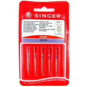 2020 Singer 100-as, 5 db tű - 806R