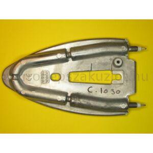 Fűtőbetét vasalóhoz, Svelta2,  aluminium, 800W,
