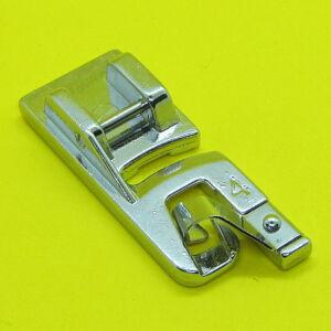 Univerzális 4 mm széles zsepiszegő talp pattintós