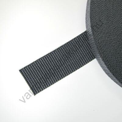30 mm széles sötét szürke heveder 340