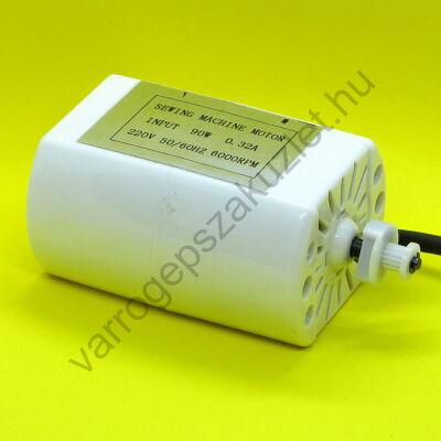 Belső 90W-os motor ékszíjtárcsával- WM-2981-9