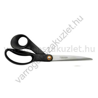 Fiskars színes 21cm általános olló  - fekete ( 839951 ) 1