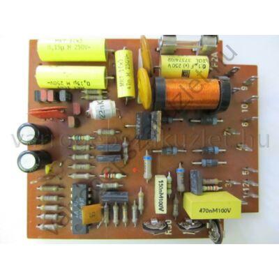 Naumann motorvezérlő elektronika