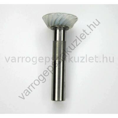 Pfaff  hurokfogó tengely fogaskerékkel -  9303530491000 1