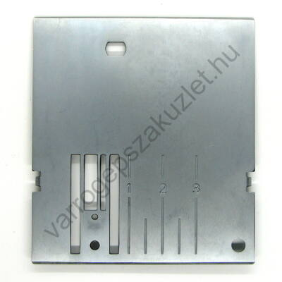 Pfaff Select  egyenes varró tűlap - 820276096