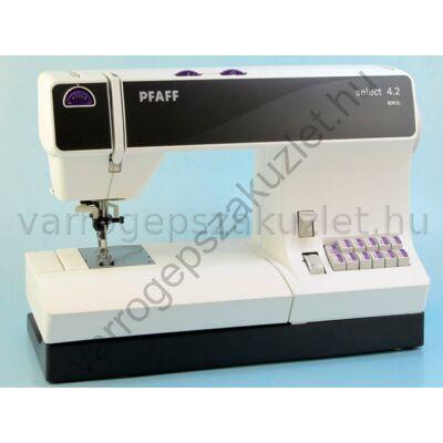 Pfaff select 4.2 varrógép
