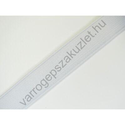 20 mm széles plüss gumi