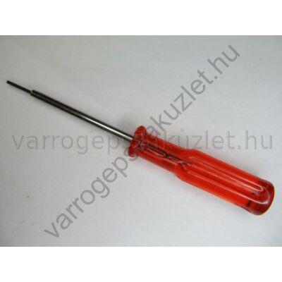 Imbusz csavarhúzó  - 1,5 mm