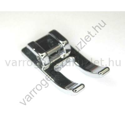 Nyitott lábujjú fém aplikáló / díszítő talp