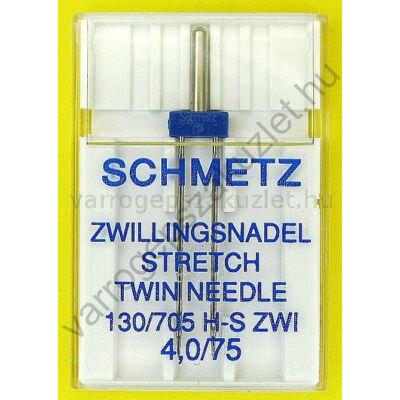 705H stretch ikertű 75/4.0 mm Schmetz 0