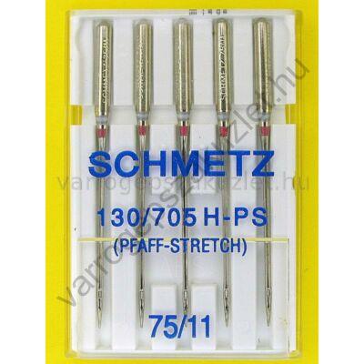 705H stretch 75 tű Schmetz 0