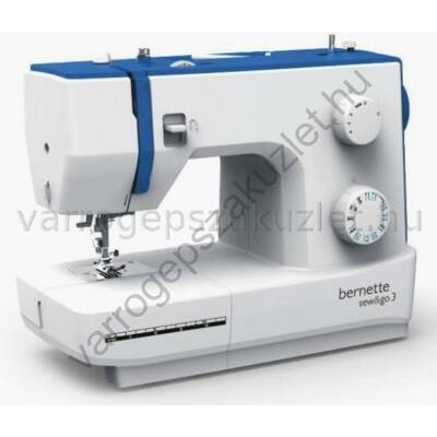 Bernette Sew  Go 3 varrógép 0