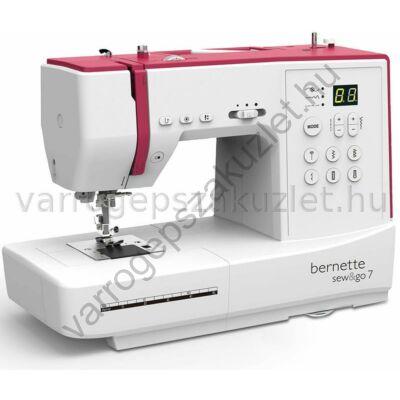 Bernette Sew  Go 7 elektronikus varrógép 0