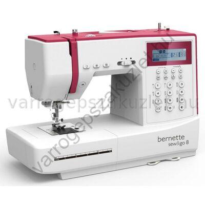 Bernette Sew Go 8 elektronikus varrógép 0