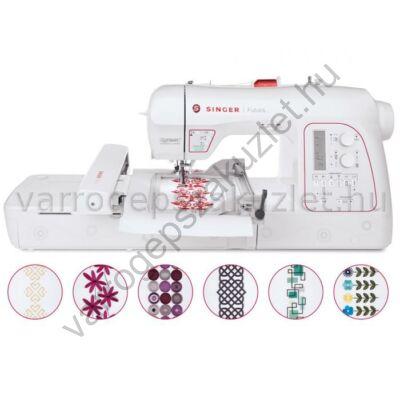 SINGER Futura varró és hímzőgép XL580 0
