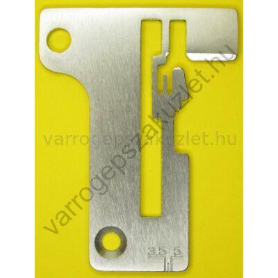 Singer 14U normál  lock tűlap  - 412730