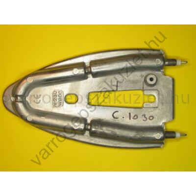 Fűtőbetét vasalóhoz, Svelta2,  aluminium, 800W